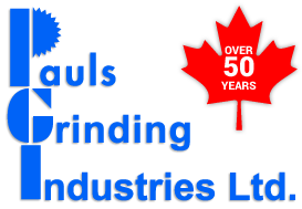 Pauls Grinding Industries - Commercial sharpening services